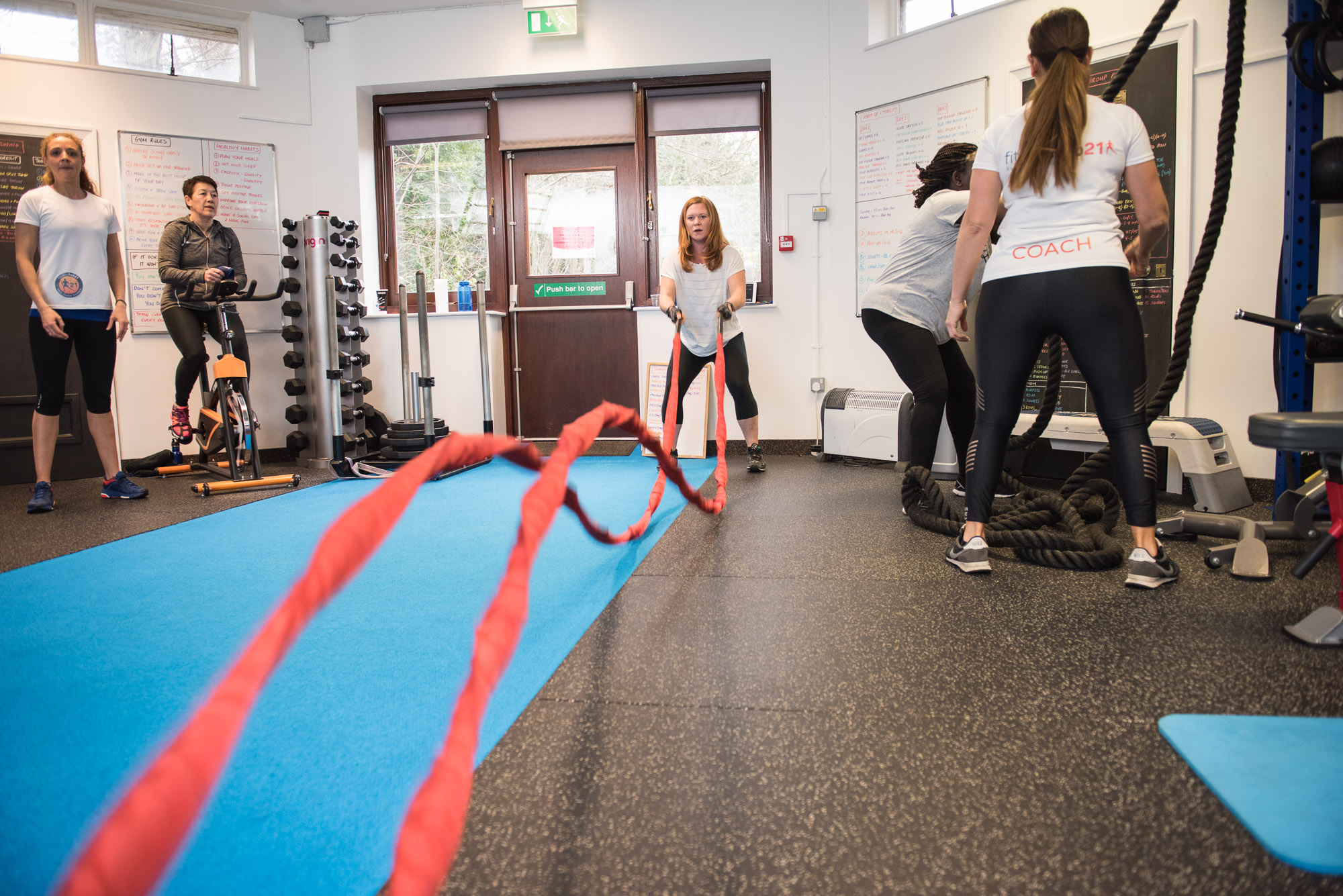 personal training, Winchmore hill, lose weight, fat loss, exercises